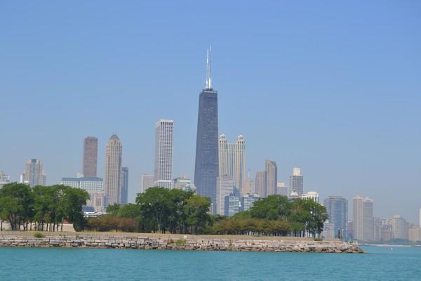 los edificios mas espectaculares de Chicago