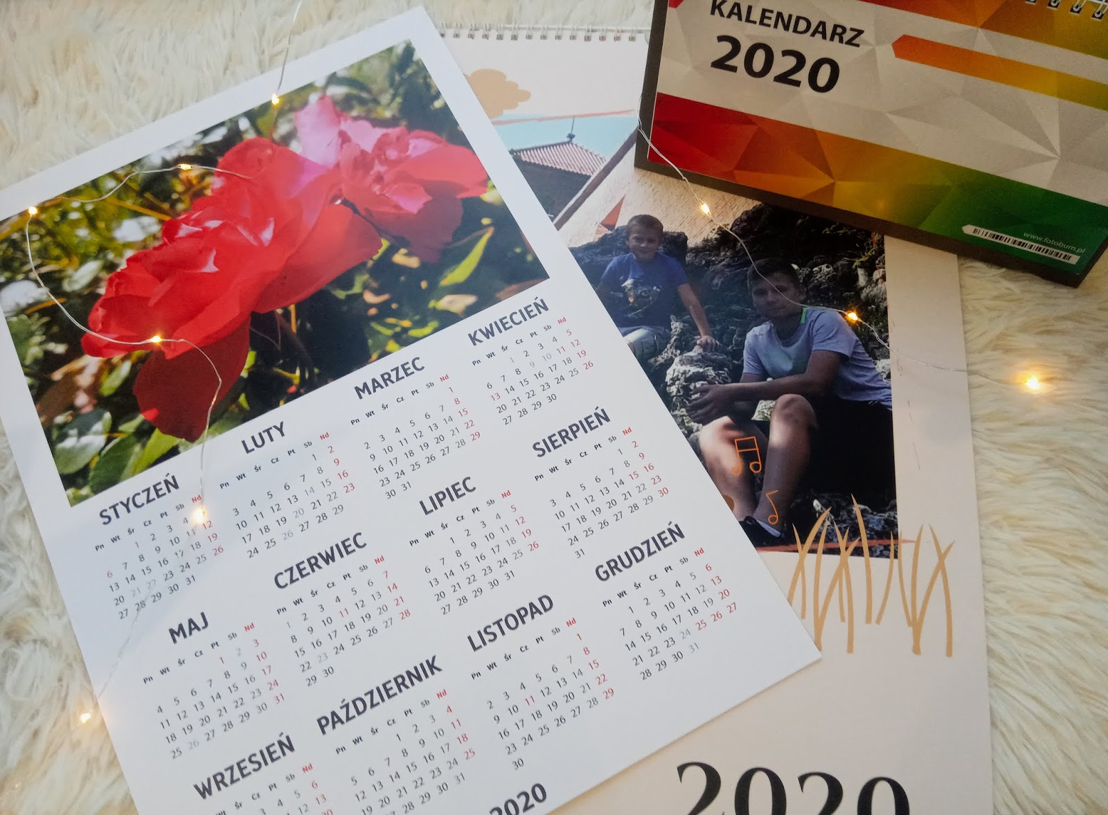 Fotokalendarze na rok 2020 | Fotobum
