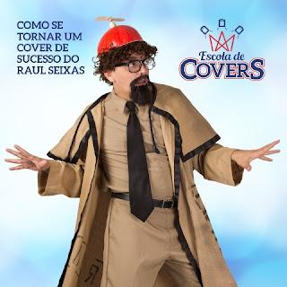 Primeira Escola de Covers promete profissionalizar intérpretes de famosos