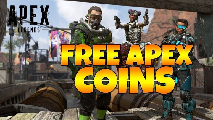 Claim Apex Legends Unlimited Coins For Free! 100% Working [October 2020]