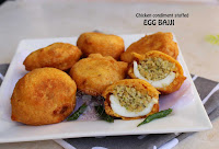 stuffed egg baji