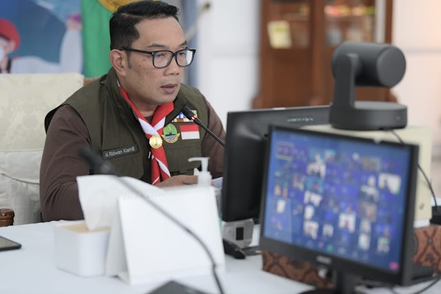 Apa Pesan dan Harapan Ridwan Kamil Untuk Jabar Bergerak ?