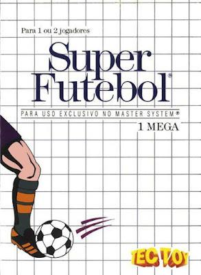 (Review OldSchool Digger) Super Futebol/ World Soccer/ Great Soccer Superfutebol