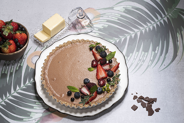 Recetas-aceite-palma-gastronomia-tartaleta-crema-coco-cacao-tumaco