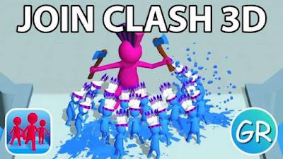 Join Clash 3D APK