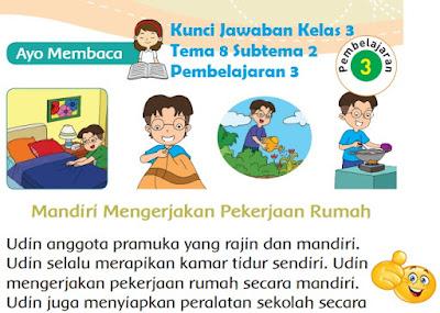 Kunci Jawaban Kelas 3 Tema 8 Subtema 2 Pembelajaran 3 www.simplenews.me