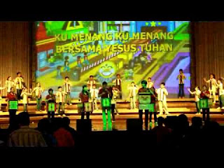 Chord Lagu Rohani : KU MENANG, KU MENANG