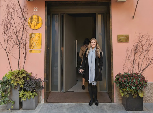 Dining at Osteria Francescana: The Best Restaurant in the World.