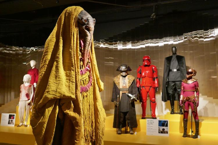 Star Wars Rise of Skywalker costumes FIDM Museum