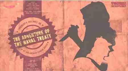 The Adventure of the Naval Treaty by Sir Arthur Conan Doyle - Sunday Suspense MP3 Download