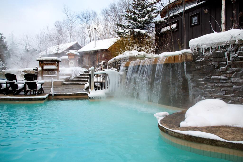 5 Ski Resorts with the Best Spas