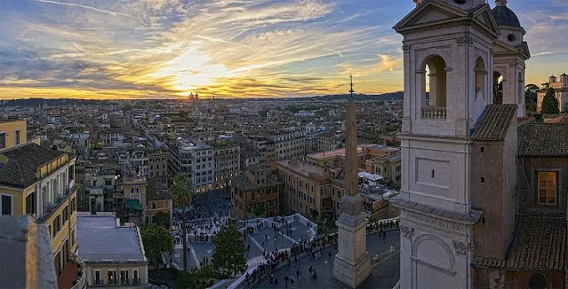 What's new at Hotel Hassler Roma Italy