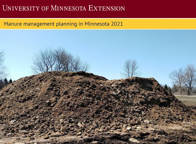 minnesota manure management planning online course mpca