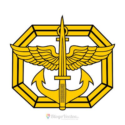 Kopassus TNI AD Logo Vector