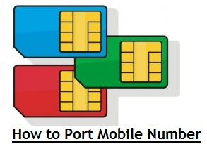 how to port out from aircel to any network