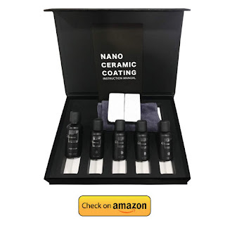 Top 5 Budget Ceramic nano Coating for Car