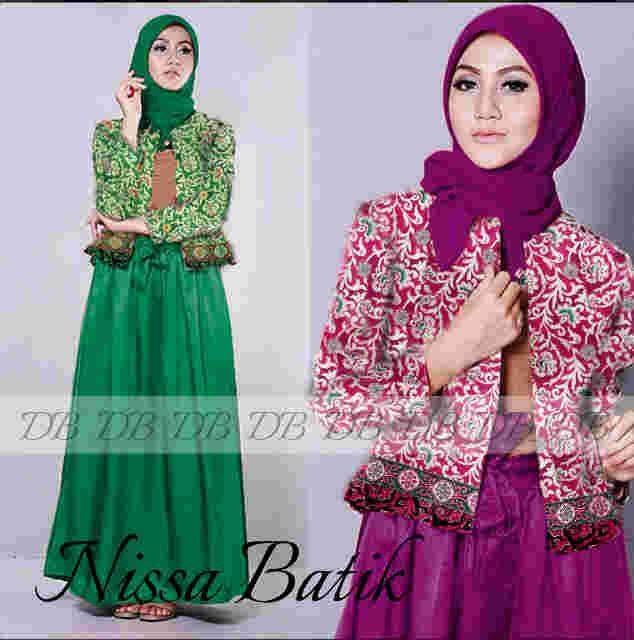 Koleksi Baju Muslim Modern Terbaru Koleksi Baju Gamis Muslim Terbaru