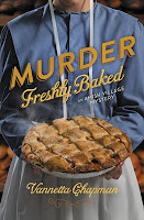 BookReview Murder Freshly Baked by Vannetta Chapman