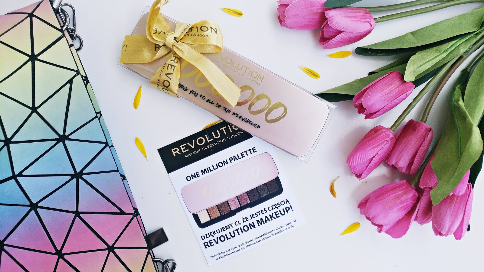 One Milion Palette - Makeup Revolution London