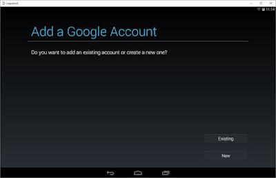 تحميل برنامج تشغيل تطبيقات الاندرويد على الكمبيوتر مجانا Download LeapDroid Free