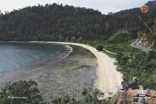 Pantai Marunggai Pesisir Selatan