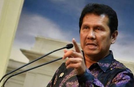 Asman Abnur: Abdi Negara Jangan Tergoda dengan Janji dari Paslon Kepala Daerah