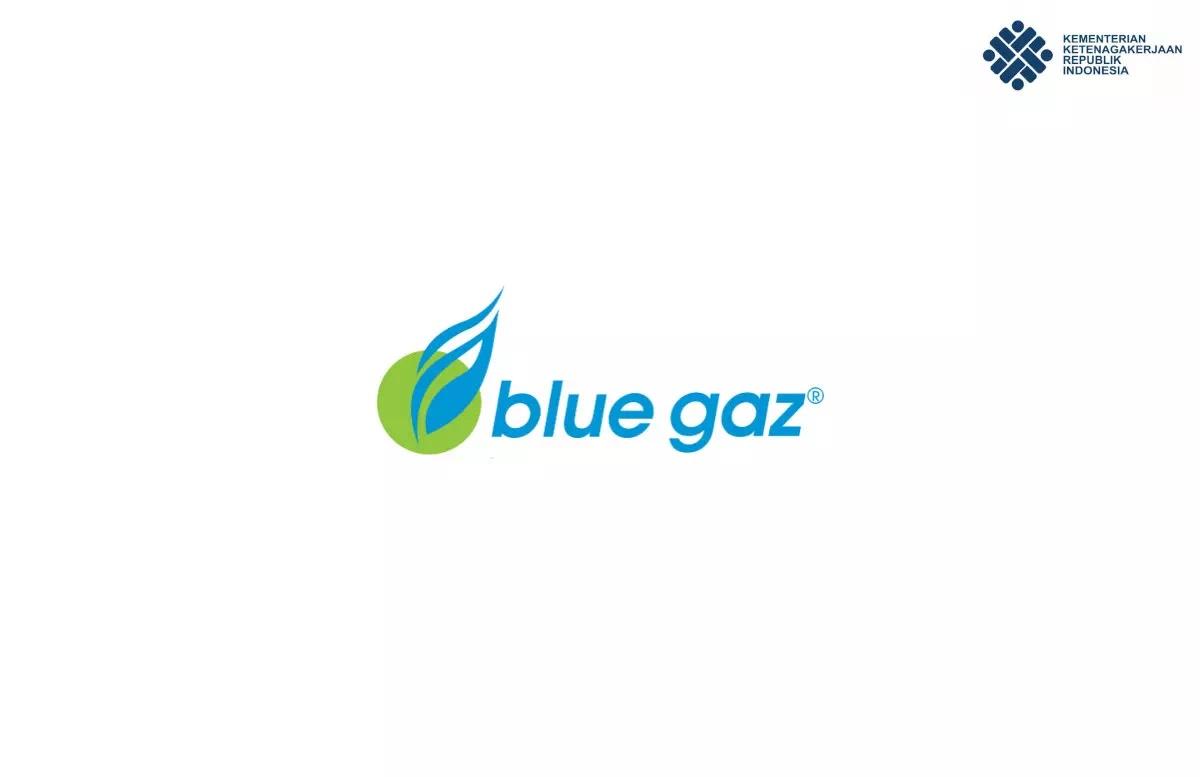 loker PT. Blue Gas Indonesia terbaru
