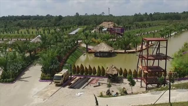 Jambi Paradise | Wisata Jambi | wonderful Indonesia