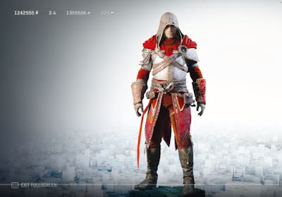 AC Origins, Altair's Outfit