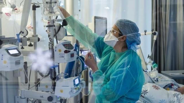 3.038 νέα κρούσματα κορωνοϊού στη χώρα - 38 νεκροί,  336 ασθενείς διασωληνωμένοι