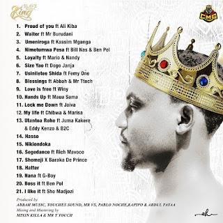 ALBUM   DARASSA - SLAVE BECOMES A KING   DOWNLOAD