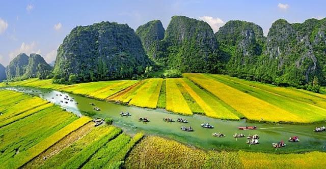 Tam Cốc - Bích Động Ninh Bình