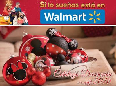 Adornos Navideños 2016 Walmart
