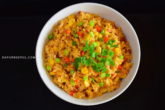 Hibachi Fried Rice by dapurngepul.com