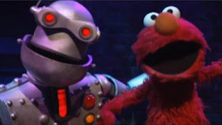 Elmo and Memorybot sing Do the Robot. Sesame Street The Best of Elmo 2