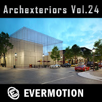 Evermotion Archexteriors vol.24 室外3D模型第24季下載
