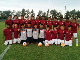 India U-16 exposure trip to South Africa