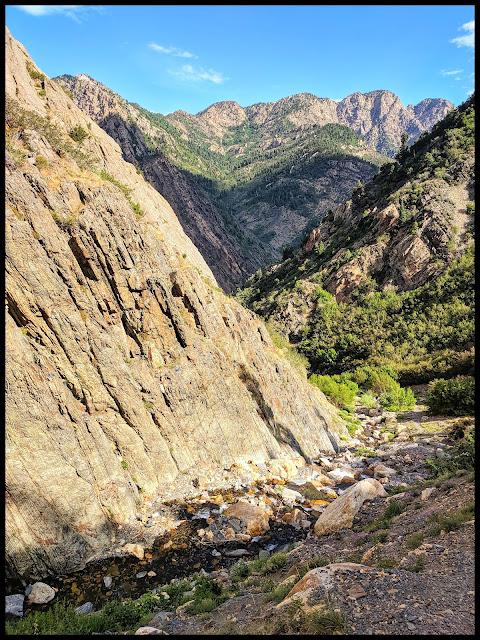 Stairs Gulch Big Cottonwood Canyon Utah