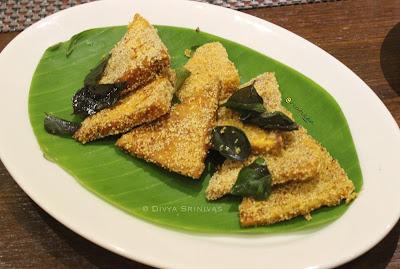 Meena Tai - Restaurant - Chennai - Maharastrian - yam