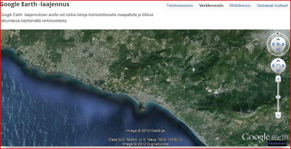 Appelsiinipuun Alla Turkin Kartta Ja Muutakin