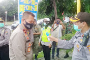 Cek Pos Pam X Operasi Ketupat Toba 2020, Wakapolda Sumut : Jangan Lengah Tetap Waspada Terhadap Serangan Teror