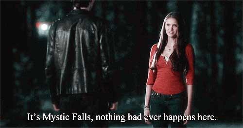 Elena Meet Damon First
