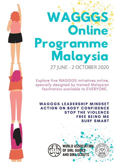 Wagggs Online Programme Malaysia - Pandu Puteri Malaysia