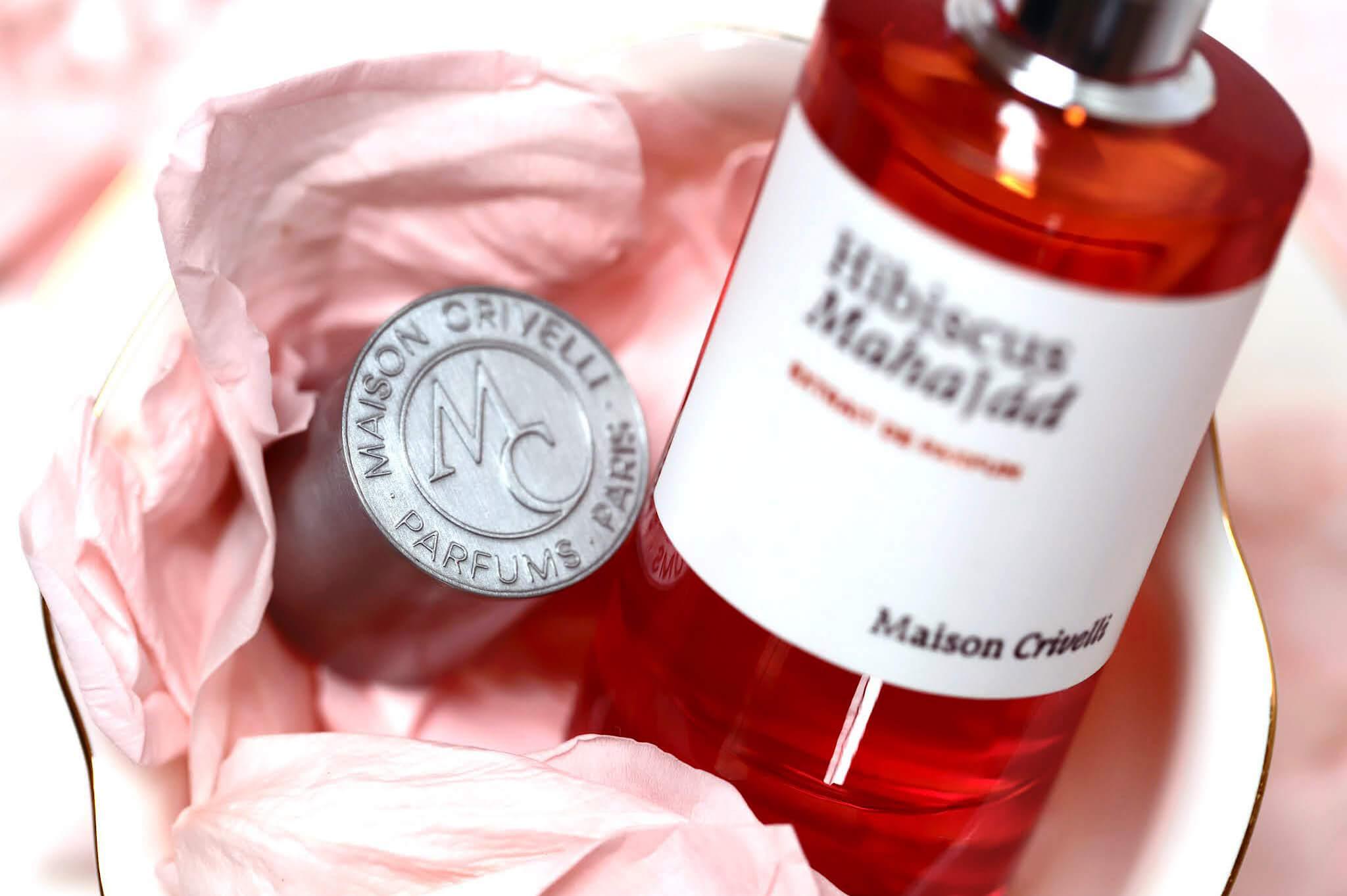 Maison Crivelli Hibiscus Mahajad extrait de parfum