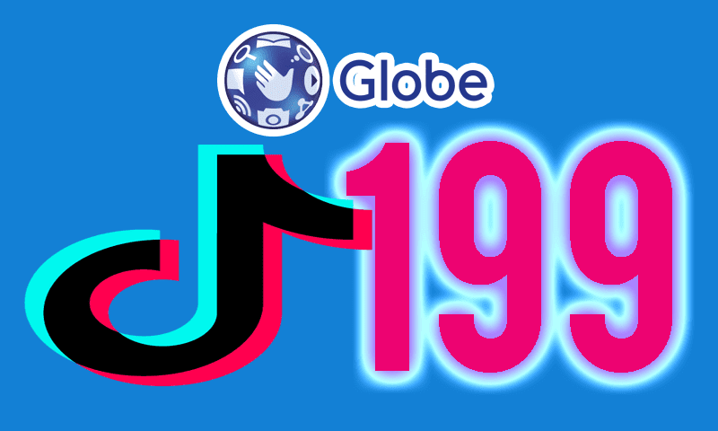 Globe Tiktok 199