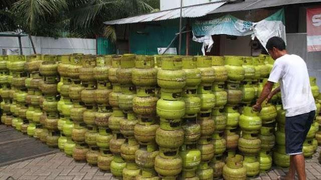YLKI Duga Kelangkaan LPG 3Kg Sinyal Pencabutan Subsidi