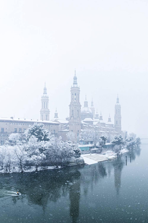 ambiente de leitura carlos romero cronica viagem emerson aguiar zaragoza espanha peninsula iberica siesta influencia arabe arquitetura doces