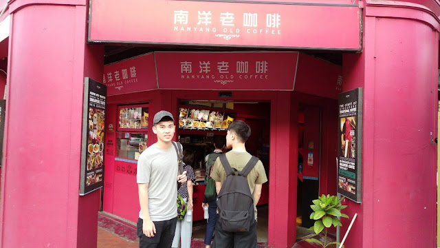 【新加坡美食】牛車水必吃店家,南洋老咖啡