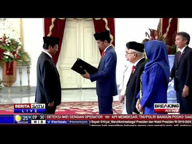Ini Video Detik-detik Mahfud MD Main Sabet Map di Tangan Presiden Jokowi