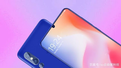 Xiaomi Mi 9 Phone With 48 Megapixels Triple Rear Camera Set-Up